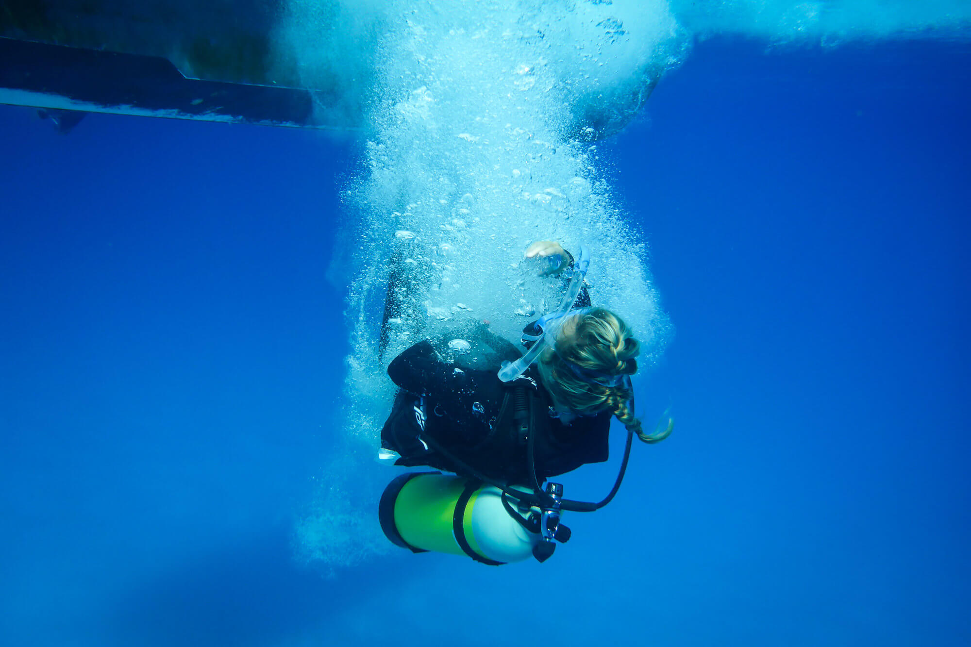 the choicest diving spots,