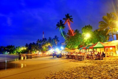 Nightlife In Trincomalee