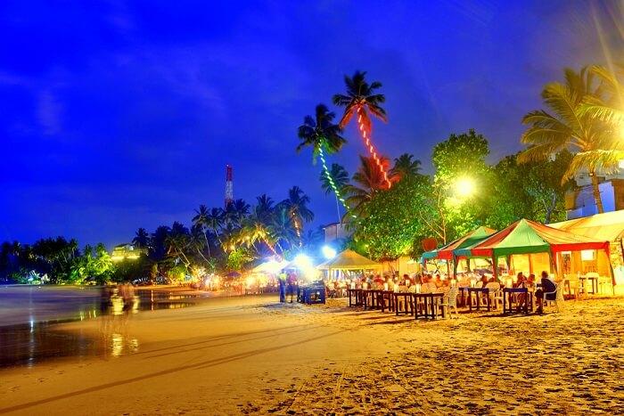 Nightlife In Trincomalee