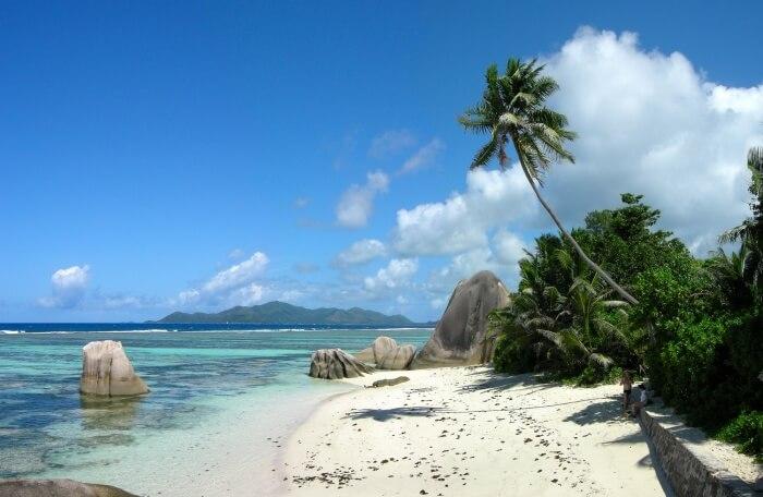 Curieuse Marine National Park
