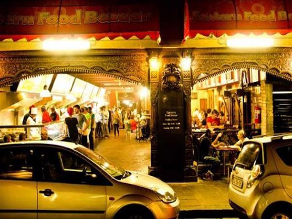 popular Indian restaurants in Cape town