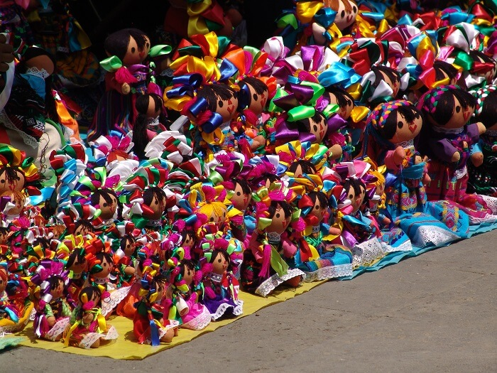 Mexican festivals are as energetic as its people
