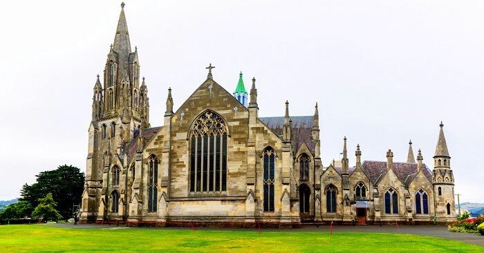 historic church in new zealand