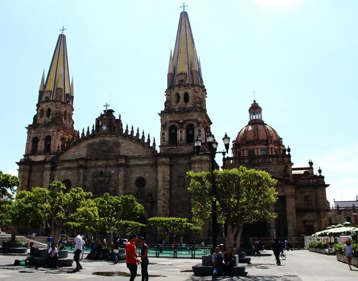 Guadalajara in Mexico