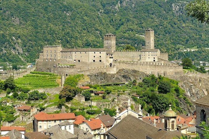 History Of Citadel Fort