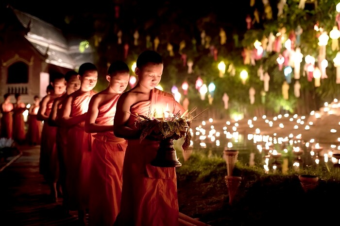History Of Loy Krathong