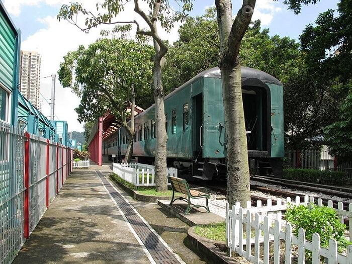 Railway Museum HK