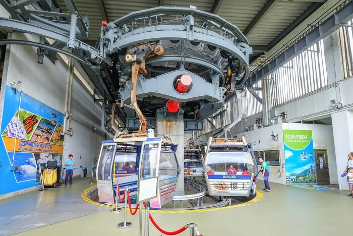 Transport for Ngong Ping Village