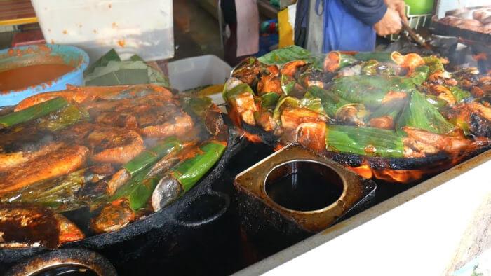 fish street food