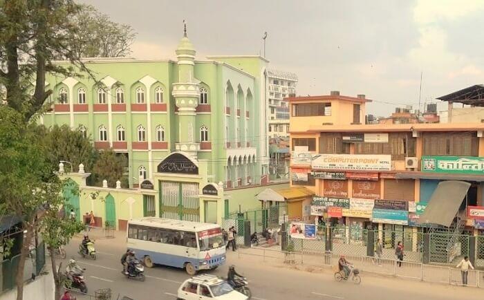 Jame Masjid Kathmand