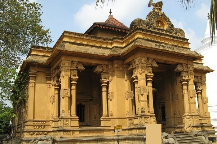 Kelaniya Buddhist Temple