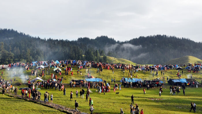 Khaptad National Park in Nepal