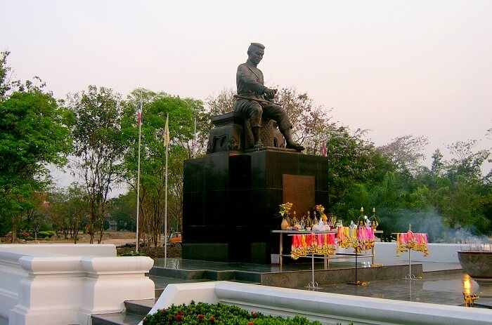 Shrine Of King Naresuan