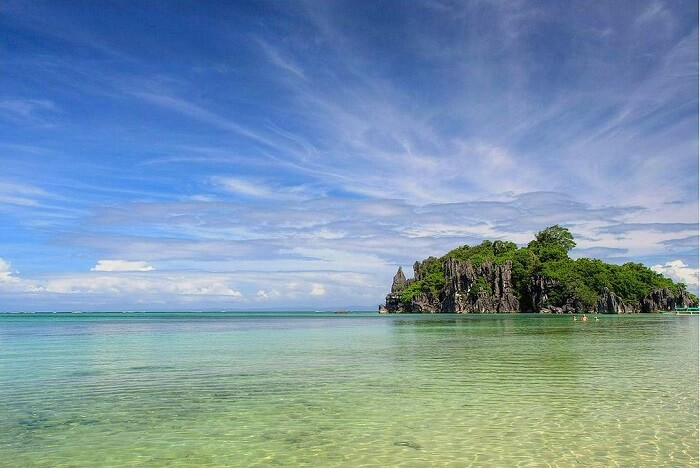 Klong Tob Beach