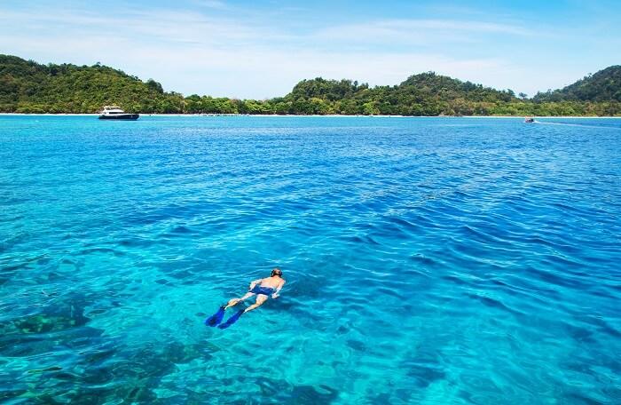 Koh Rok Islands