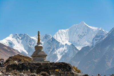 Langtang Valley in Nepal