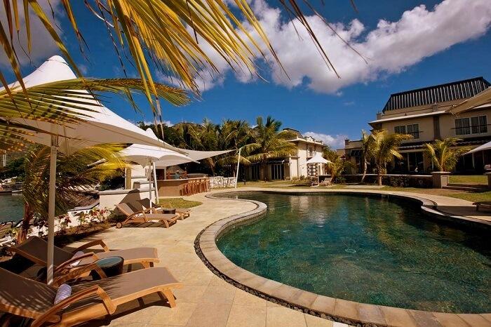 Le Suffren Hotel and Marina