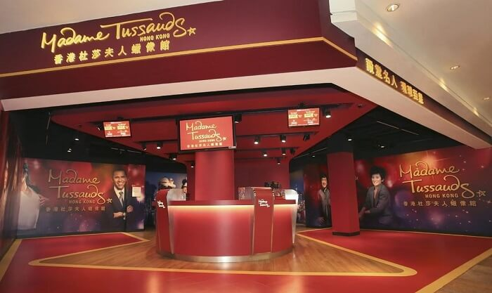 Madame Tussauds Wax Musuem
