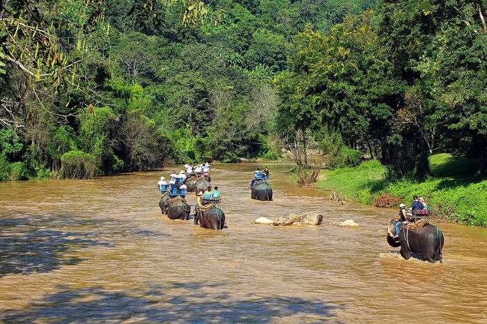 Mae Taeng River