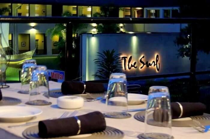 Malli restaurant Bentota