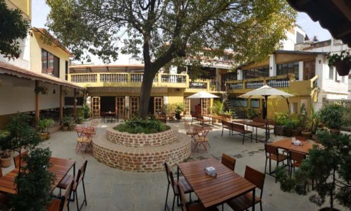 Melrose Restaurant in Kathmandu