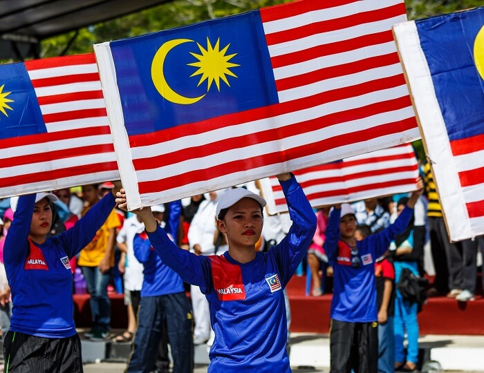 National day of Malaysia