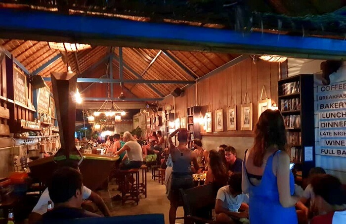 some buzzing bars and lounges