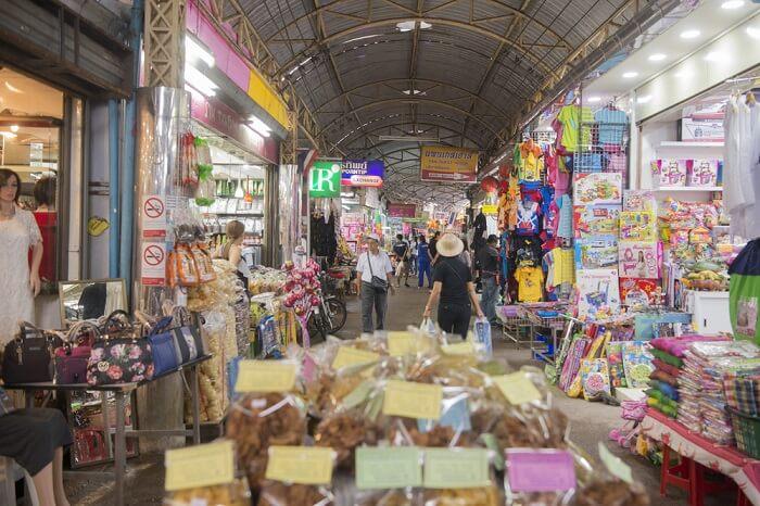 Nong Khai Tha Sade Market