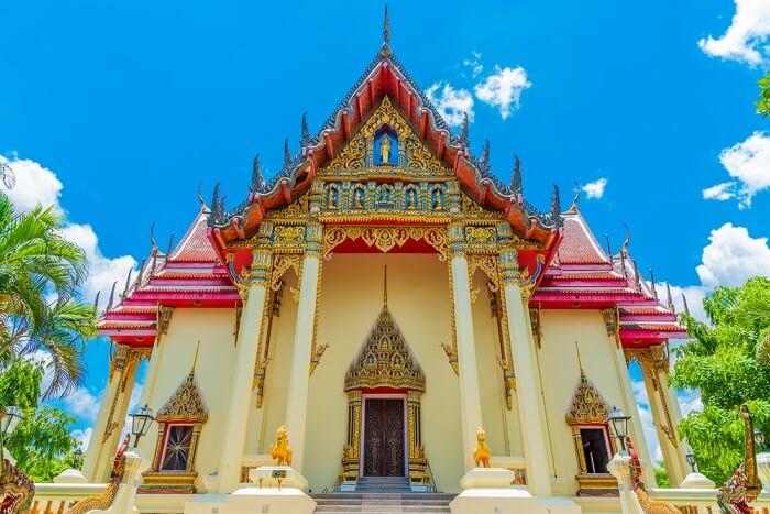 Nong Khai Wat Pho Chai