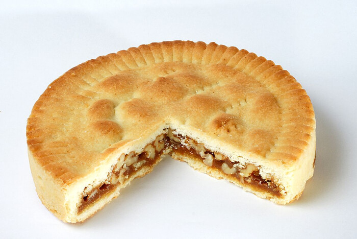 flavoured biscuit