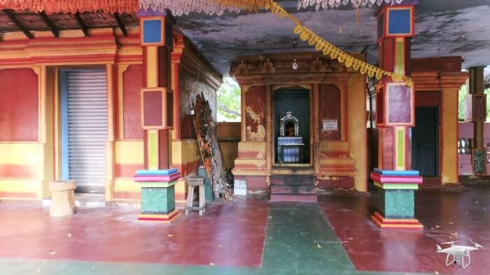 Okanda Devalaya in yala