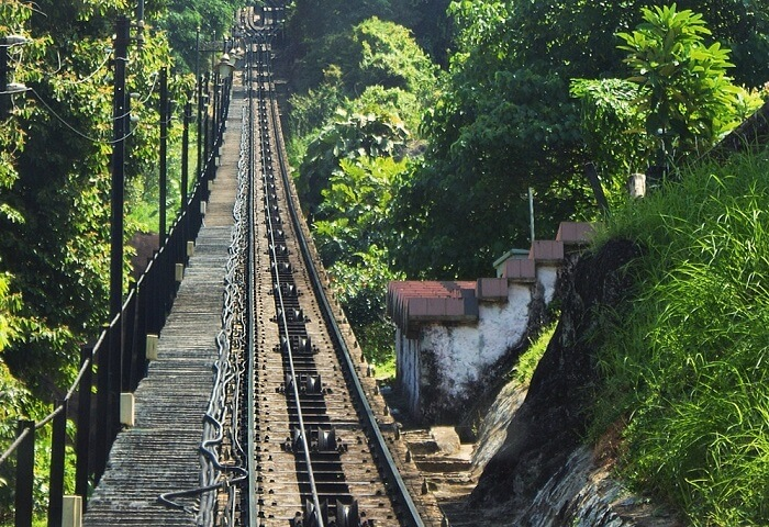 Penang Hill Top