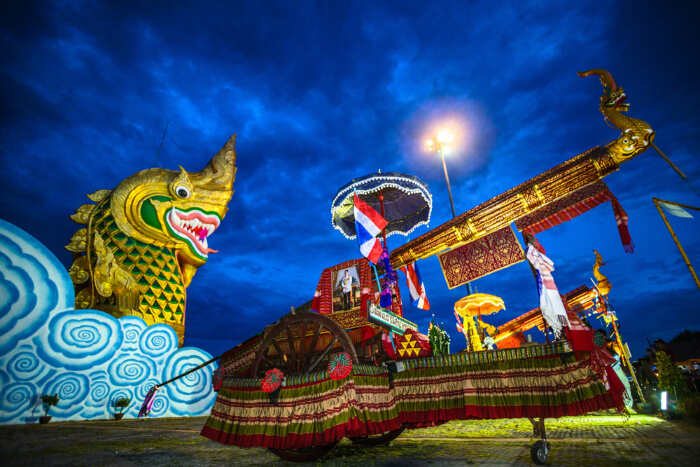 Phaya Kankak Public Park in Thailand