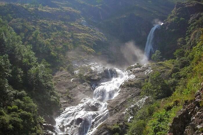 Pokali Waterfall