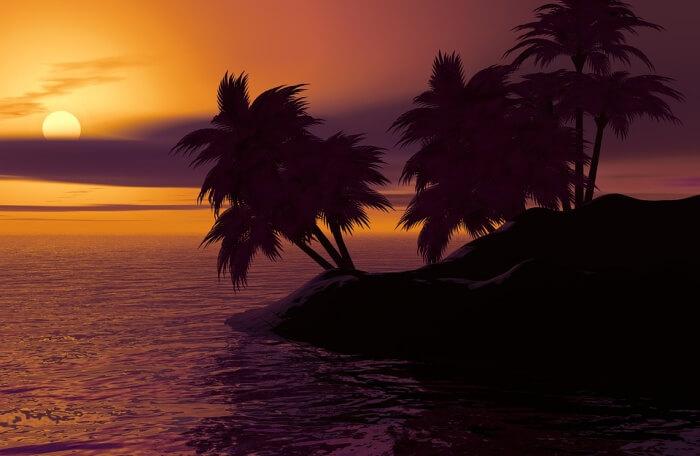 Pulau Lakei Island
