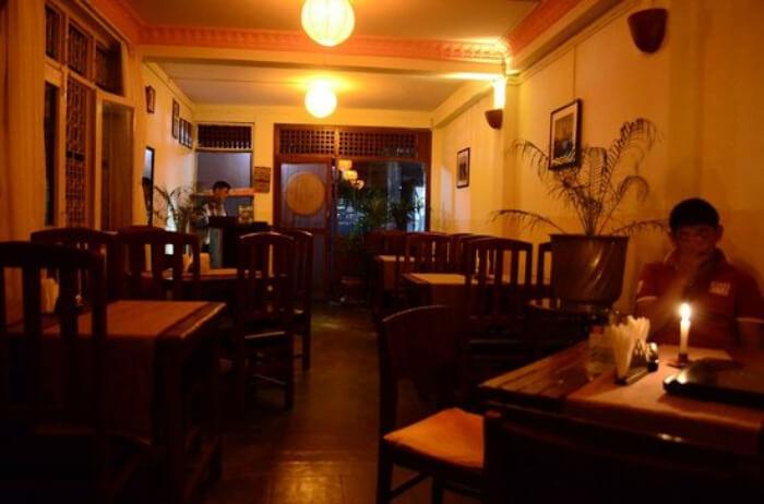 Rosemary Restaurant in Kathmandu