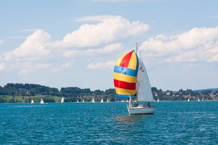 boat ride in switzerland