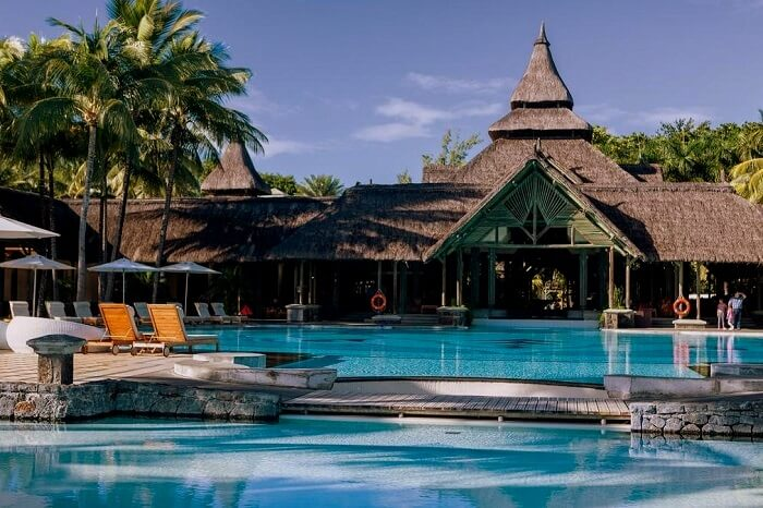 Shadrani Beachcomber Resort Mauritius