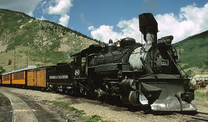 Silverton Narrow Gauge Train