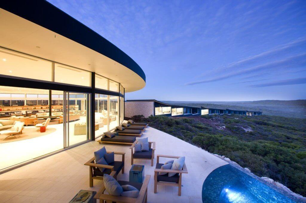 amazing Southern Ocean Lodge