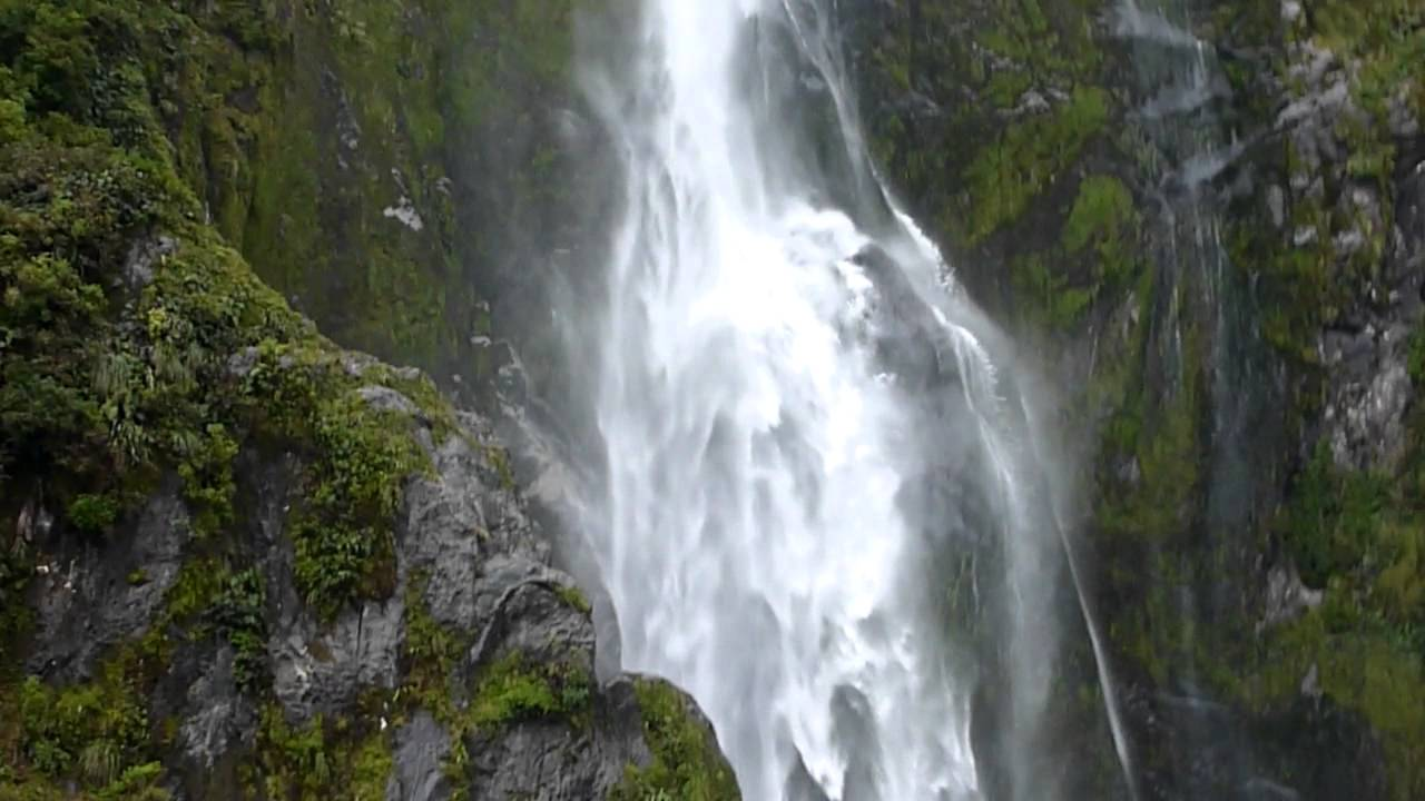 beautiful Stirling Falls