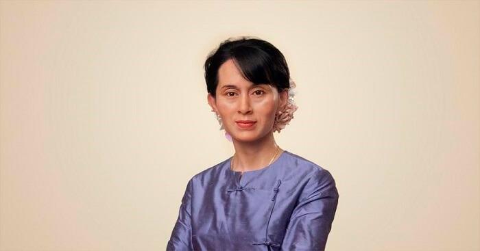 Aung San Suu Chi