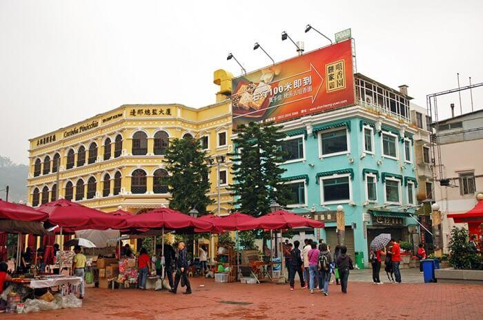 Taipa Flea Market
