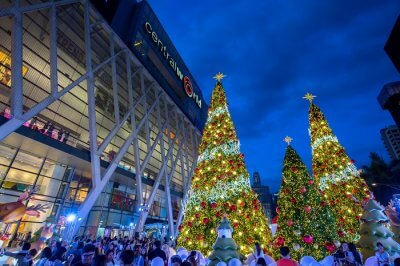 Thailand Christmas