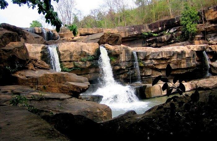 Kaeng So Pha Waterfall