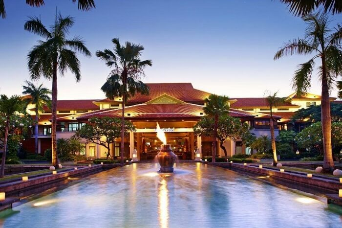 Amazing The Westin Resort Nusa Dua