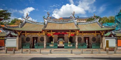 explore the heritage places of Singapore