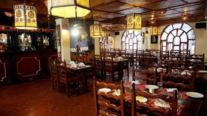 Third Eye Restaurant in Kathmandu