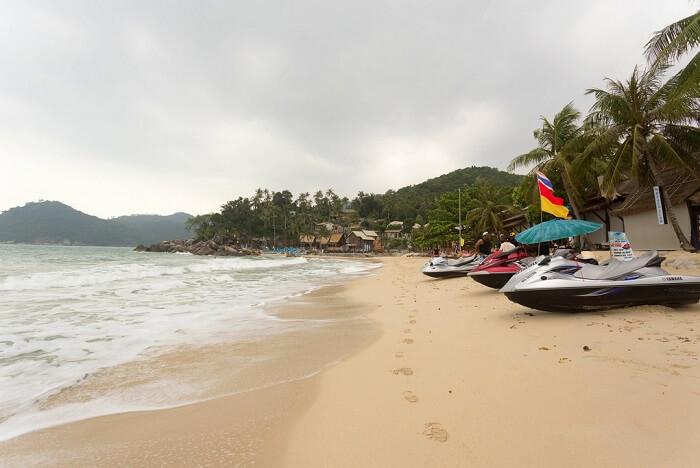 scenic double bay