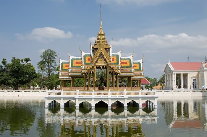 royal palace of thai kings